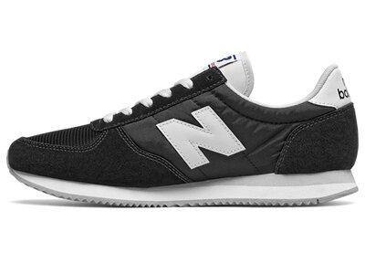 NEW BALANCE Sneaker 220 Schwarz