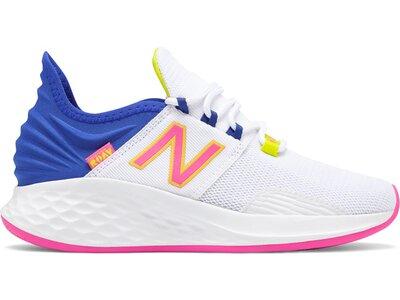 NEW BALANCE Damen Laufschuhe WROAV B Weiß