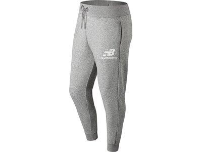 NEWBALANCE Lifestyle - Textilien - Hosen lang MP91550 Pant Jogginghose Grau