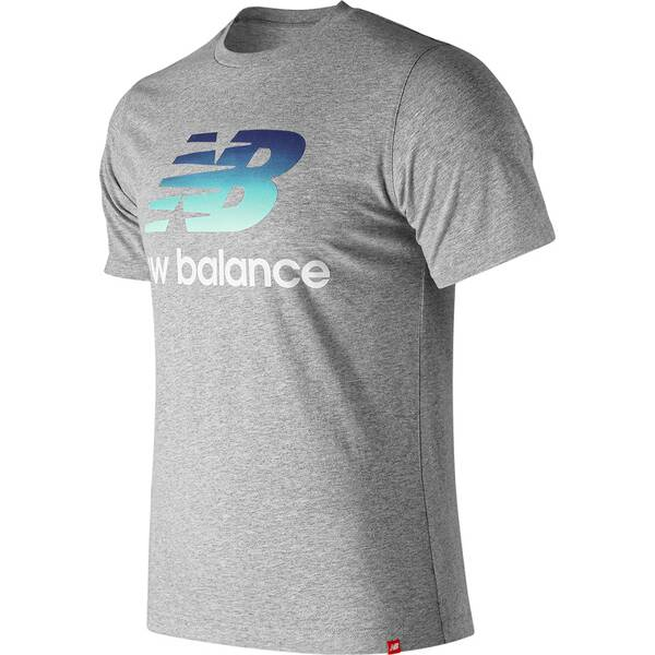 NEW BALANCE Herren T-Shirt ESSENTIALS SLATER T