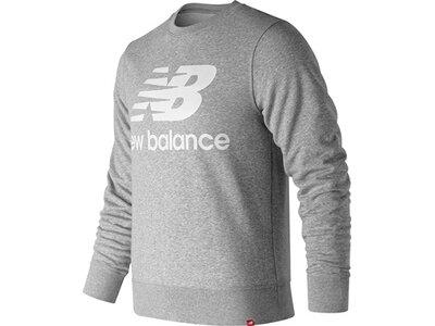 NEWBALANCE Lifestyle - Textilien - Sweatshirts MT91548 Sweatshirt Grau