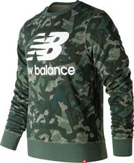 NEW BALANCE Herren Sweatshirt ESSENTIALS STACKED LOGO CREW