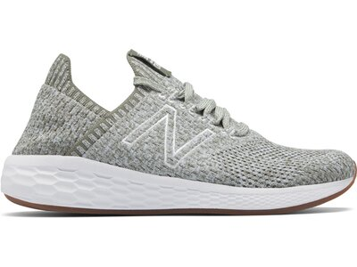 NEW BALANCE Damen Sneaker Fresh Foam Cruz v2 Grau