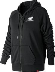 NEW BALANCE Damen Hoodie ESSENTIALS FZ