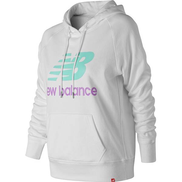 NEW BALANCE Damen Hoodie ESSENTIALS