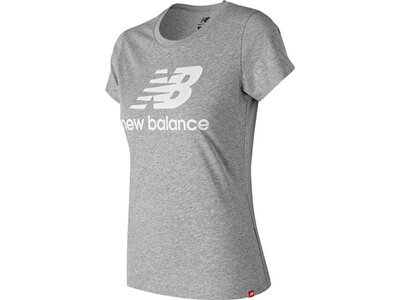 NEW BALANCE Damen T-Shirt WT91546 Grau