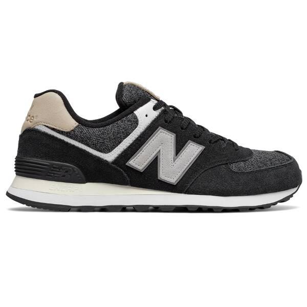 NEW BALANCE Herren Sneaker ML574 D Grau