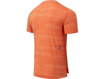 NEW BALANCE Herren T-Shirt MT03261 Orange