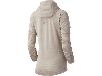 NEW BALANCE Damen Hoodie WT03255 Weiß