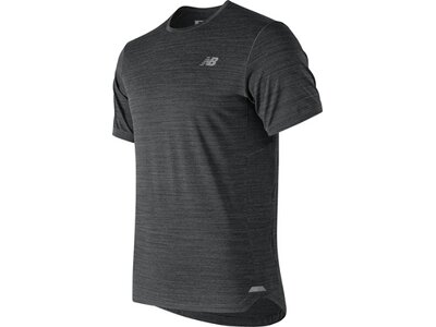 NEW BALANCE Herren T-Shirt SEASONLESS SS Schwarz