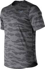 NEW BALANCE Herren T-Shirt Q SPEED BREATHE SHORT SLEEVE