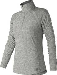 NEW BALANCE Damen Pullover ANTICIPATE HALF ZIP
