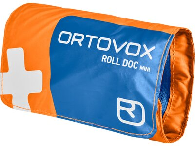 ORTOVOX Erste Hilfe Set FIRST AID ROLL DOC MINI Blau