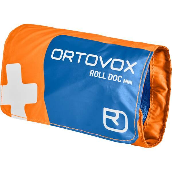 ORTOVOX Erste Hilfe Set FIRST AID ROLL DOC MINI