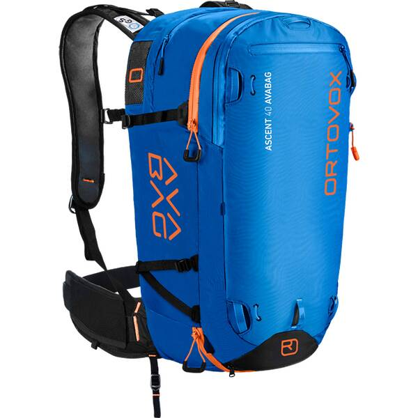 ORTOVOX Lawinenrucksack ASCENT 40 AVABAG KIT