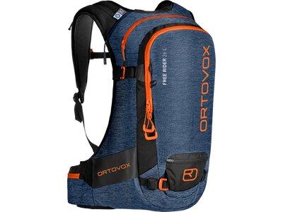 ORTOVOX Skirucksack FREE RIDER 26 L Blau