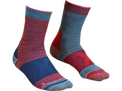 ORTHOVOX Damen Socken ALPINISTID Bunt