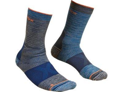 ORTOVOX Herren Socken ALPINISTID Grau