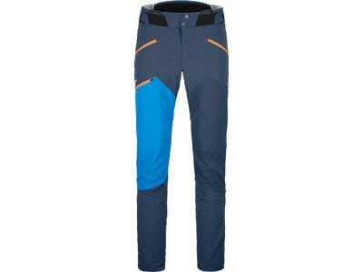 ORTOFOX WESTALPEN SOFTSHELL PANTS M Blau