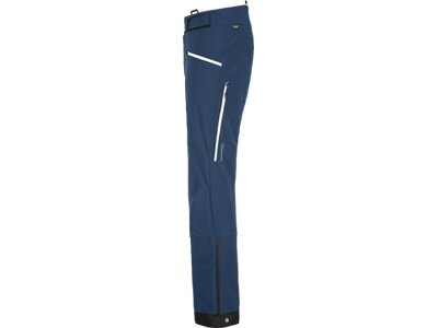 "ORTOVOX Herren Skitourenhose ""Bacun Pants Long M"" Blau"