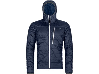 "ORTOVOX Herren Isolationsjacke / Wintersportjacke ""Swisswool Piz Bianco Jacket"" Blau"
