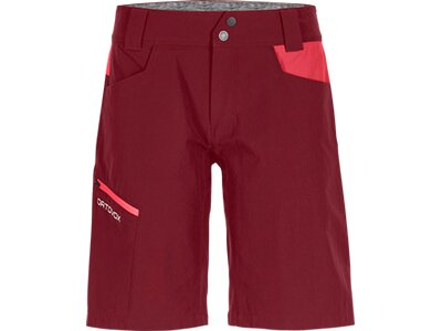 ORTOVOX Damen Shorts PELMO SHORTS W Rot