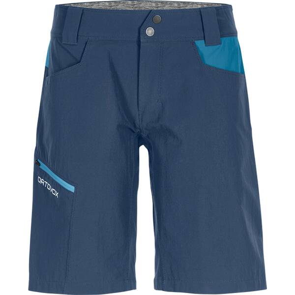 Hosen - ORTOVOX Damen Shorts PELMO SHORTS W › Blau  - Onlineshop Intersport