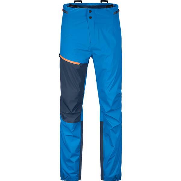"ORTOVOX Herren Bergsport Shorts ""Westalpen 3L Light Pants"""