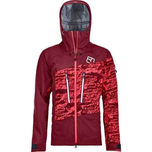 "ORTOVOX Damen Trekkingjacke ""3L Guardian Shell Jacket"""
