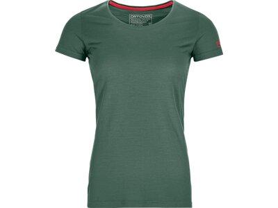ORTOVOX Damen T-Shirt 150 COOL CLEAN T-SHIRT W Grau