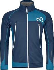 ORTOVOX Herren Skijacke FLEECE PLUS