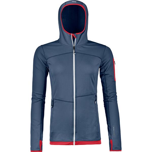 ORTOVOX Damen Hoodie FLEECE LIGHT