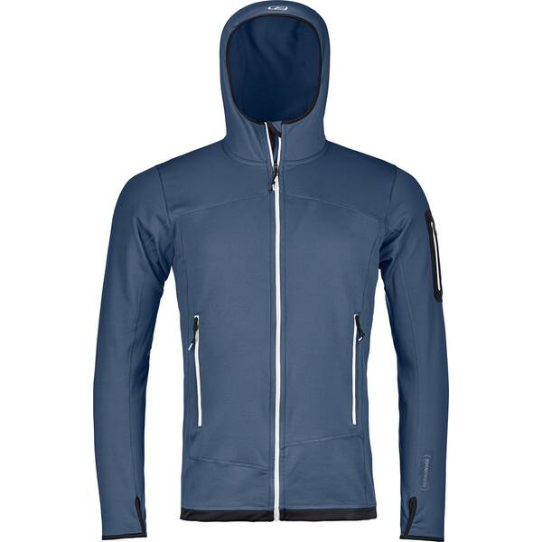 ORTOVOX Herren Hoodie FLEECE LIGHT
