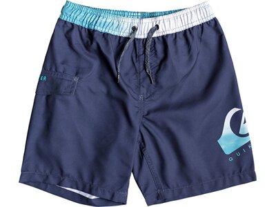 QUIKSILVER Kinder Schwimmshorts Critical 15 Blau