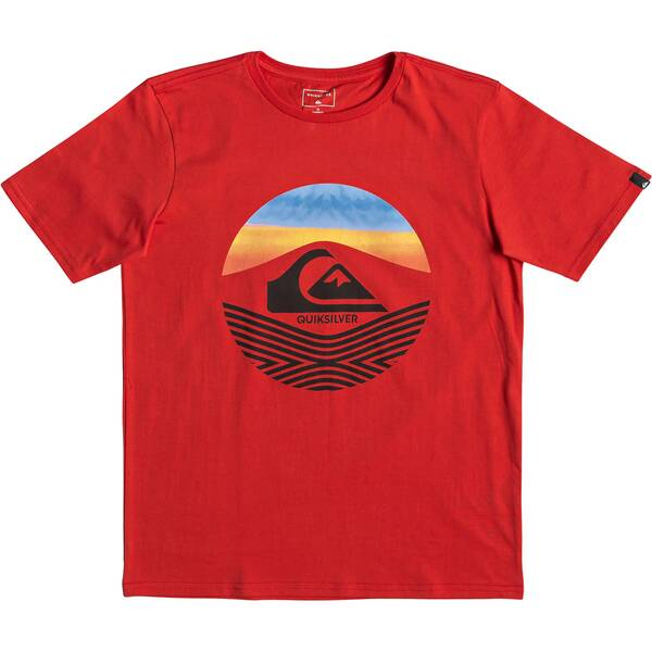 QUIKSILVER Kinder T-Shirt Stomped On