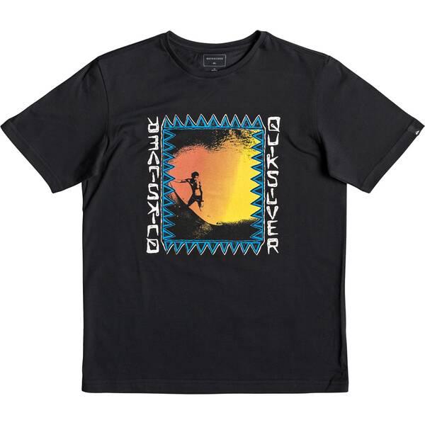 QUIKSILVER Kinder T-Shirt Ka Riding