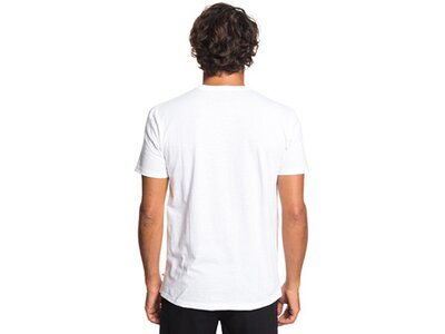 QUIKSILVER Herren T-Shirt Waterman Wrap It Up Weiß