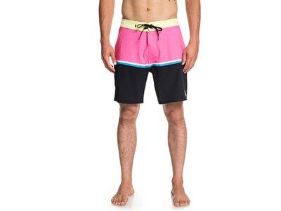 QUIKSILVER Herren Boardshorts Highline Division 18 Pink