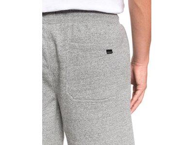 QUIKSILVER Herren Sweat-Shorts Everyday Grau
