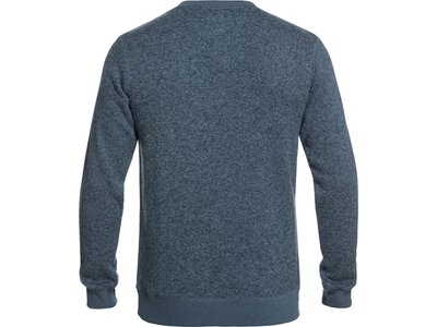 QUICKSILVER Herren Fleece-Sweatshirt Keller Blau
