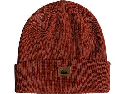 QUICKSILVER Herren Beanie Performed Braun