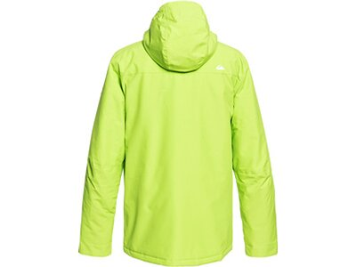QUICKSILVER Herren Snow Jacke Mission Grün