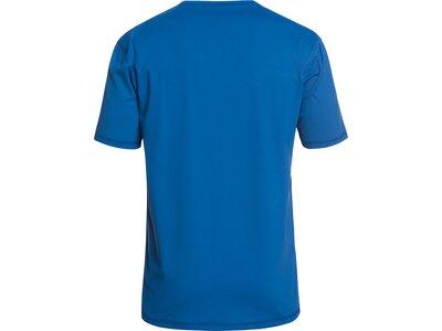 QUIKSILVER Herren Kurzärmliges Surf-T-Shirt mit UPF 50 Solid Streak Blau