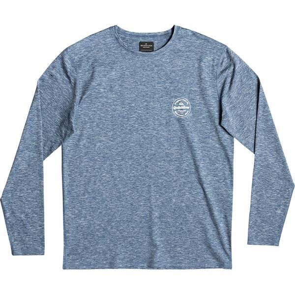 QUIKSILVER Herren Langärmliges Surf-T-Shirt mit UPF 50 King Tide