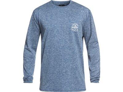 QUIKSILVER Herren Langärmliges Surf-T-Shirt mit UPF 50 King Tide Grau