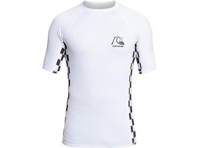QUIKSILVER Herren Shirt ARCH THIS SS M SFSH Weiß