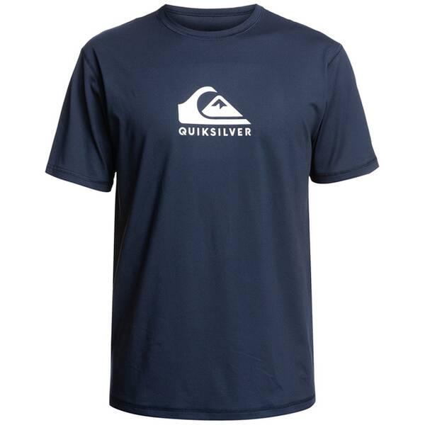 QUIKSILVER Herren T-Shirt SOLIDSTREAK SS M SFSH