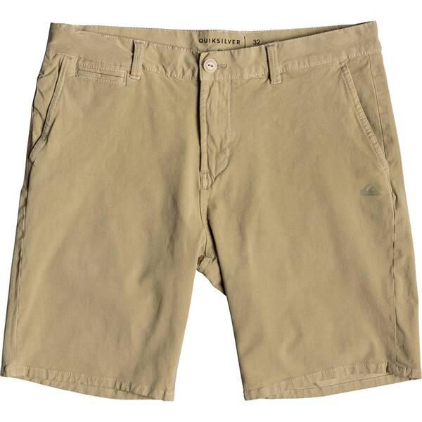 QUIKSILVER Herren Chino-Shorts Krandy
