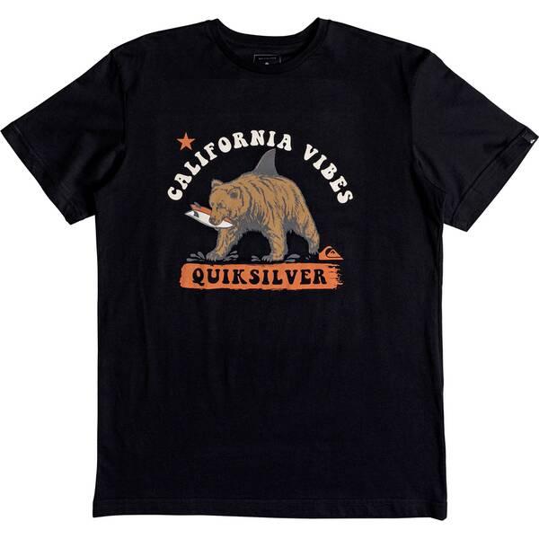 QUICKSILVER Herren T-Shirt Bear Shark