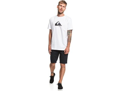 QUIKSILVER Herren T-Shirt M And W Weiß